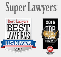 Super Lawyers: USNews Best Law Firms 2017
