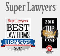 Super Lawyers: USNews Best Law Firms 2017
